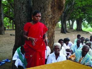 Organising in Tamil Nadu